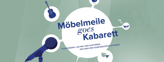 Möbelmeile goes Kabarett