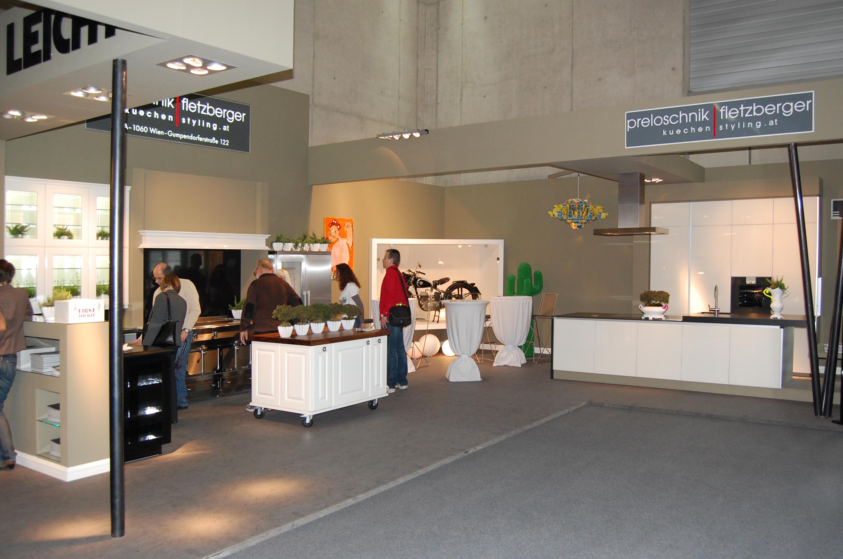 wohnen & Interieur 2010 - Preloschnik