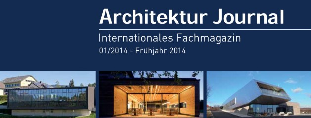publication architektur journal