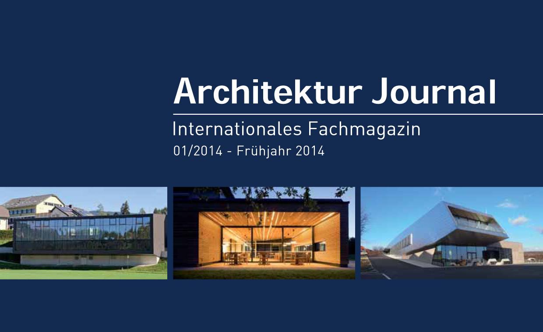 Architektur journal bachelor thesis themen bwl bank
